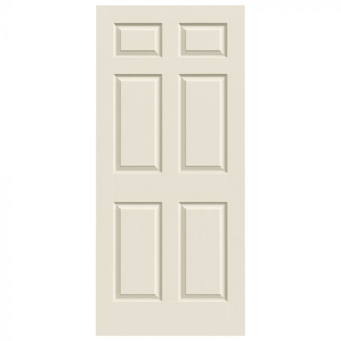 6 Panel Colonist Smooth Or Textured Interior Door Seconds And Surplus
