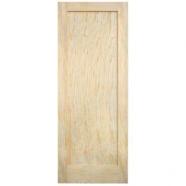 """Barn Door - 1 Panel - Pine - 28"""" x 84"""""""