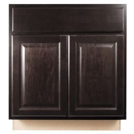 Base 30 Quot Classic Onyx Kitchen Cabinet Seconds And Surplus