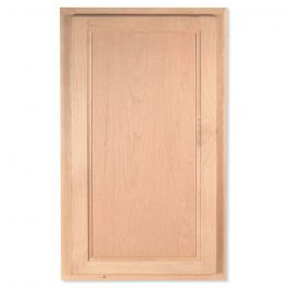 "Wall 18"" x 30"" Unfinished Alder Kitchen Cabinet"