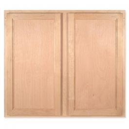 Wall 33 Quot X 30 Quot Unfinished Alder Kitchen Cabinet Seconds And Surplus