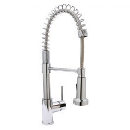 Huntington Brass Rexford Kitchen Faucet - Polished Chrome