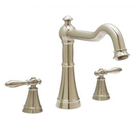 Huntington Brass Sherington Roman Tub Filler - Satin Nickel