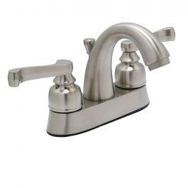 Sienna Lavatory Faucet - Satin Nickel