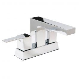Huntington Brass Razo Centerset Lavatory Faucet - Polished Chrome
