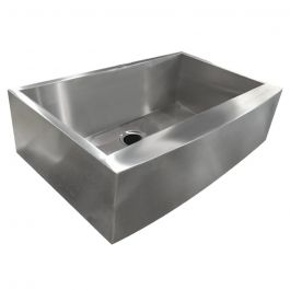 ZS-FH02 Farmhouse Undermount Stainless Steel Sink