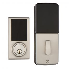 KP300 Digital Touchpad Deadbolt - Satin Nickel