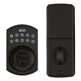 KP250 Digital Deadbolt - Black