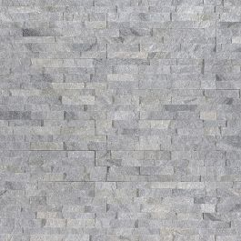 "Sky Gray Mini Panel 4"" x 16"""