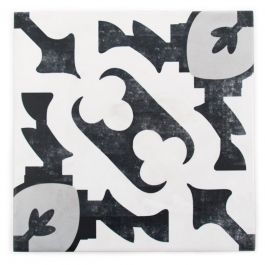 "Brina Encaustic 8"" x 8"" Mosaic Tile"