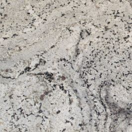 "Silver Canyon 108"" Prefabricated Granite Kitchen Countertop"