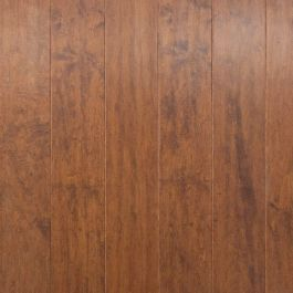 "Light Amber Maple 3/8"" x 5"" Wood Flooring"