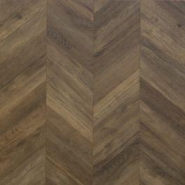 Chevron Contraste Laminate Flooring