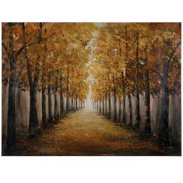 Walk Me Home Acrylic Painting