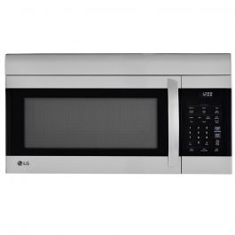 LG LMV1764ST Over-the-Range Microwave Oven with EasyClean®