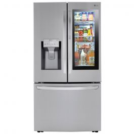 LG LRFVC2406S 24 cu. ft. French Door Refrigerator