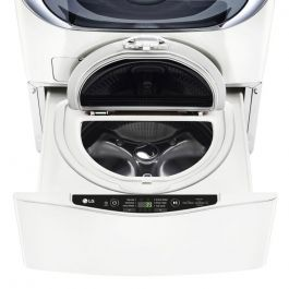 LG WD100CW SideKick™ Pedestal Washer