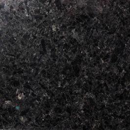 Angol Silver Black Prefabricated Granite Kitchen Countertop