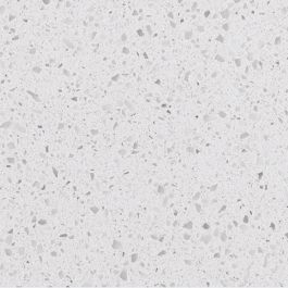 Sparkling Ice Prefabricated Quartz Kitchen Countertop