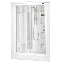 ZA205 18 Jet Steam Shower