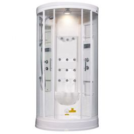 ZA218 12 Jet Steam Shower
