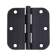 "Oil Rubbed Bronze 3.5"" Interior Hinge"