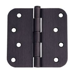 "Oil Rubbed Bronze 4"" Exterior Hinge"