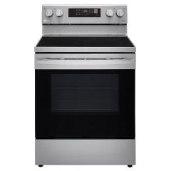 LG LREL6323S WiFi Enabled Electric Range with Air Fry & EasyClean®