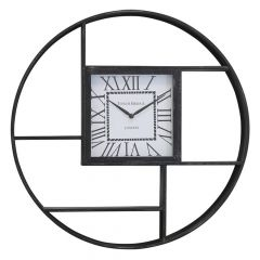 Shelf Wall Clock