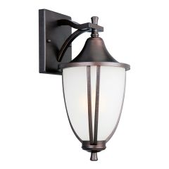 Ironwood Outdoor Downlight - Brushed Bronze