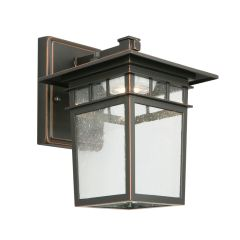 Dayton LED Outdoor Wall Light - Oil Rubbed Bronze
