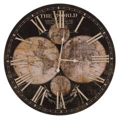 Ancient Guide Clock
