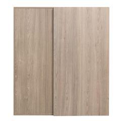 "Blind Corner Wall 36""/39"" x 42"" Madison Ash Kitchen Cabinet"