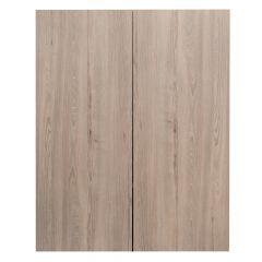 "Wall Cabinet 33"" x 42"" Madison Ash Kitchen Cabinet"
