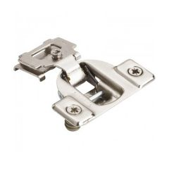 #35 Self Close Hinge with 4-Way Adjustment - Polished Nickel