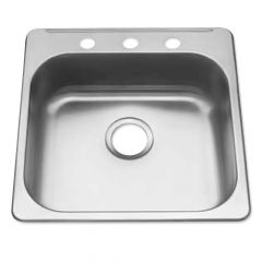 ADA963 Drop-In Stainless Steel Bar Sink