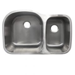 Undermount Stainless Steel 70/30 Sink