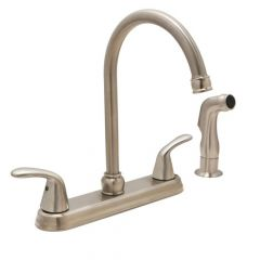 K2320001-Z Kitchen Faucet - Satin Nickel