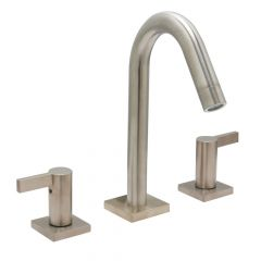 Huntington Brass Emory Roman Tub Filler - Satin Nickel