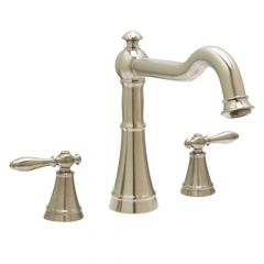 Huntington Brass Sherington Roman Tub Filler - Satin Nickel
