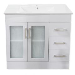 "Special Buy 700 Series 36"" White Vanity"