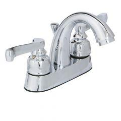 Sienna Lavatory Faucet - Polished Chrome