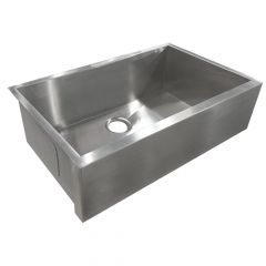 ZS-FH01 Farmhouse Undermount Stainless Steel Sink
