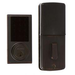 KP300 Digital Touchpad Deadbolt - Tuscany Bronze