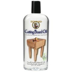Howard Butcher Block/Cutting Board Oil - 12oz.