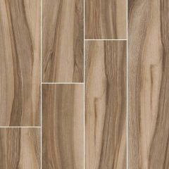 "Aspenwood Cafe 9"" x 48"" Wood Look Porcelain Tile"