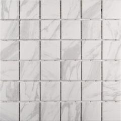 Bianco Marble Mosaic Tile