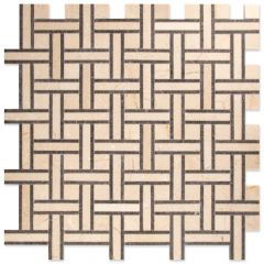 "Bristol Normandy Polish 12"" x 12"" Square Mosaic Tile"