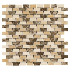 Majestic Natural Stone Mosaic Tile