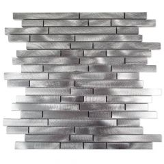 Mystical Light Metal Mosaic Tile